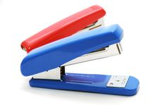 Free Two Stapler Royalty Free Stock Photography - 2616667