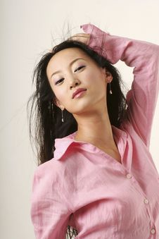 Free Chinese Girl Stock Photography - 2617532