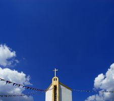 Free Catholic Church A Stock Photo - 2617810