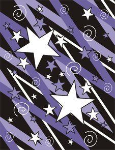 Free Starry Design Stock Image - 2618011