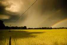 Free Rainbow 3 Royalty Free Stock Photos - 2618148