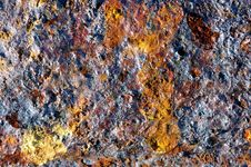 Free Rusty Old Metal Texture Royalty Free Stock Images - 2618339