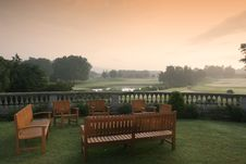 Free Paris International Golf Club, Royalty Free Stock Photography - 2619267