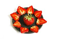 Free Strawberries Stock Photography - 2619852