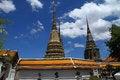 Free White Cloud And Sharp Pagoda Stock Photo - 26108100