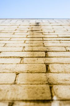 Free Brick Background/Abstract Royalty Free Stock Photo - 26106605