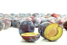 Free Prunes Royalty Free Stock Photo - 26107045