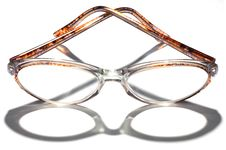 Free Glasses Royalty Free Stock Photos - 26107718