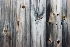Free Old Knotted Wood Royalty Free Stock Photography - 26108907