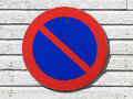 Free No Parking Sign Stock Photo - 26114530