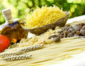 Free Spaghetti, Macaroni And Noodles Royalty Free Stock Images - 26115089