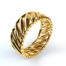 Free Wedding Gold Ring Royalty Free Stock Image - 26112806