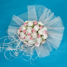 Free Wedding Bouquet Stock Image - 26113811