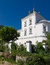Free White Stone Church Stock Photography - 26119942