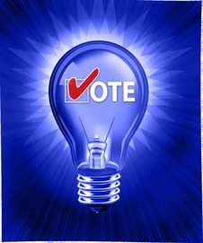 Free Voting Idea Royalty Free Stock Images - 26123069