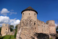 Free Ruins Of The Ancient Castle Stock Photos - 26134683