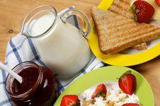 Free Village Breakfast Stock Photos - 26131423