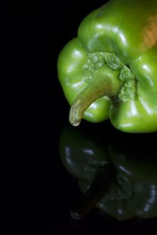 Capsicum Royalty Free Stock Photography