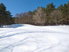Free Winter Landscape Stock Photos - 26133433