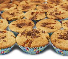 Free Muffins Royalty Free Stock Images - 26144139