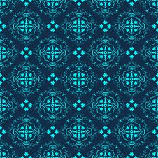 Free Abstract Seamless Pattern Stock Image - 26145521