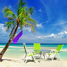 Free Tropical Vacation Royalty Free Stock Photos - 26148458