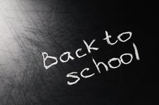 Free Back To School Royalty Free Stock Photos - 26155638