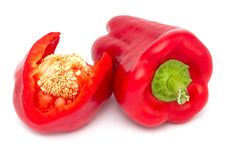 Free Red Paprika Stock Photography - 26156402