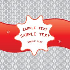 Free Cute Christmas Background Royalty Free Stock Photography - 26158457