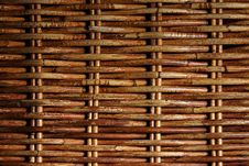 Free The Surface Of The Woven Twigs. Royalty Free Stock Photography - 26158537