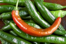 Free Pepper Chili Stock Image - 26159231