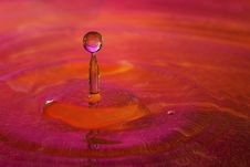 Free Water Drop Stock Photos - 26163333