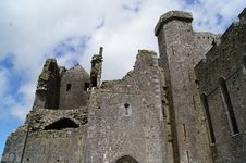 Free Rock Of Cashel Stock Photography - 26165312