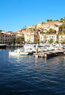 Free Isola D Elba - Porto Azzurro Royalty Free Stock Image - 26171156