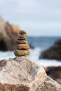 Free Stone Pile On The Rocks Royalty Free Stock Image - 26183606