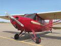 Free Old Small Tail-wheel Airplane Close-up. Royalty Free Stock Image - 26189636