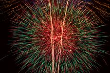 Free Fireworks Show. Stock Photography - 26180622