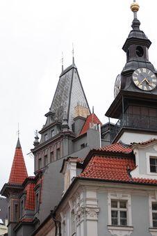 Classical Prague Stock Photos