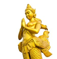 Free Kinnaree Thailand Angle Stock Image - 26183001