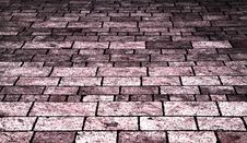Free Old Pink Tile Royalty Free Stock Photography - 26184307