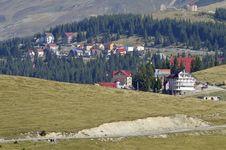 Free Road Alpin Ranca Stock Photos - 26186333