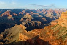 Hopi Point, Grand Canyon National Park Royalty Free Stock Photos