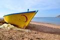 Free Boat On The Beach Royalty Free Stock Photo - 26195485