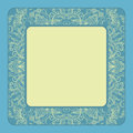 Free Vector Vintage Frame. Stock Photography - 26196012