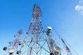 Free Telecommunication Tower Stock Photography - 26196292