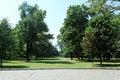 Free Sad Janka Kráľa. &x28;Oldest Bratislava Park&x29; Stock Photography - 26196782