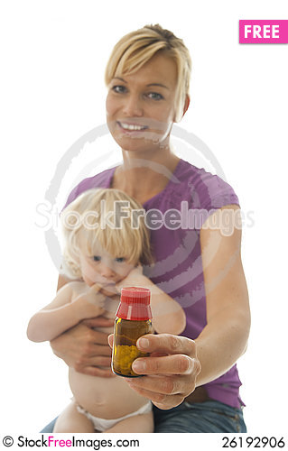 Free Mother With Child Royalty Free Stock Image - 26192906