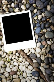 Free Photo Paper On Rock Background Royalty Free Stock Image - 26190606