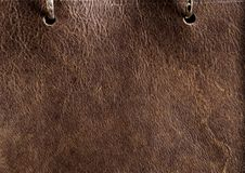 Free Brown Leather Royalty Free Stock Image - 26192176