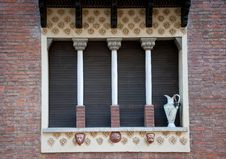 Free Old Window With Shutters Stock Photos - 26192883